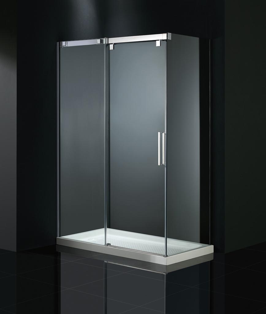Mampara de ducha gtm angular fijo - Mamparas de ducha online ...