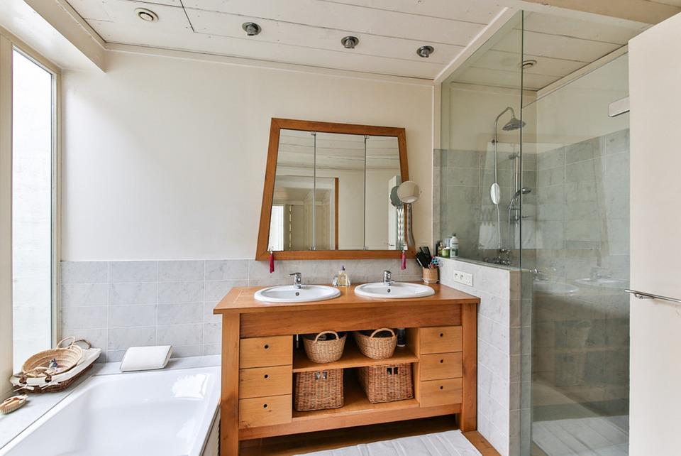mueble de baño mamparas de ducha