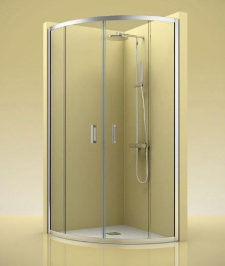 Mampara de ducha Castel Eco 600