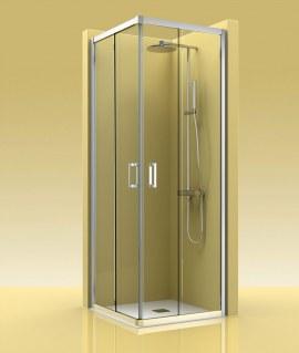 Mampara de ducha Castel Eco 300