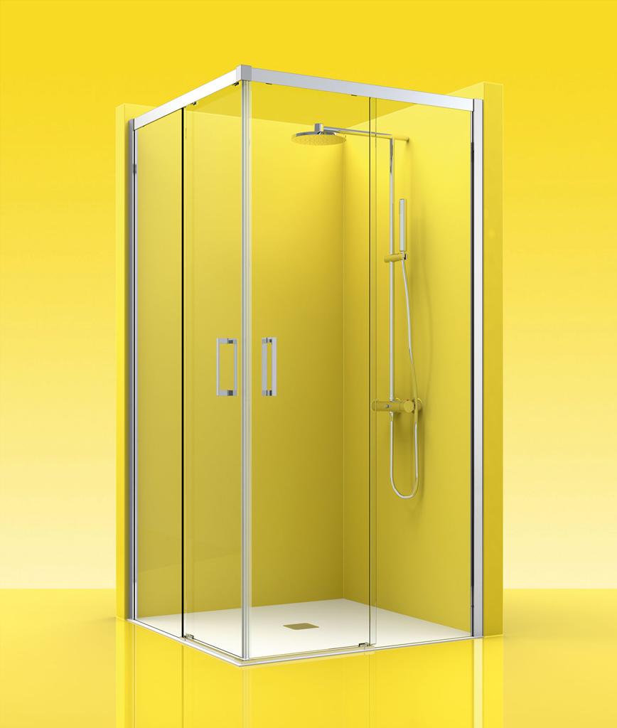 Mampara de ducha castel magna 300 - Mamparas ducha online ...