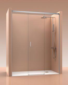 mampara de ducha castel cosmos 900 tusmamparas valencia castellon alicante