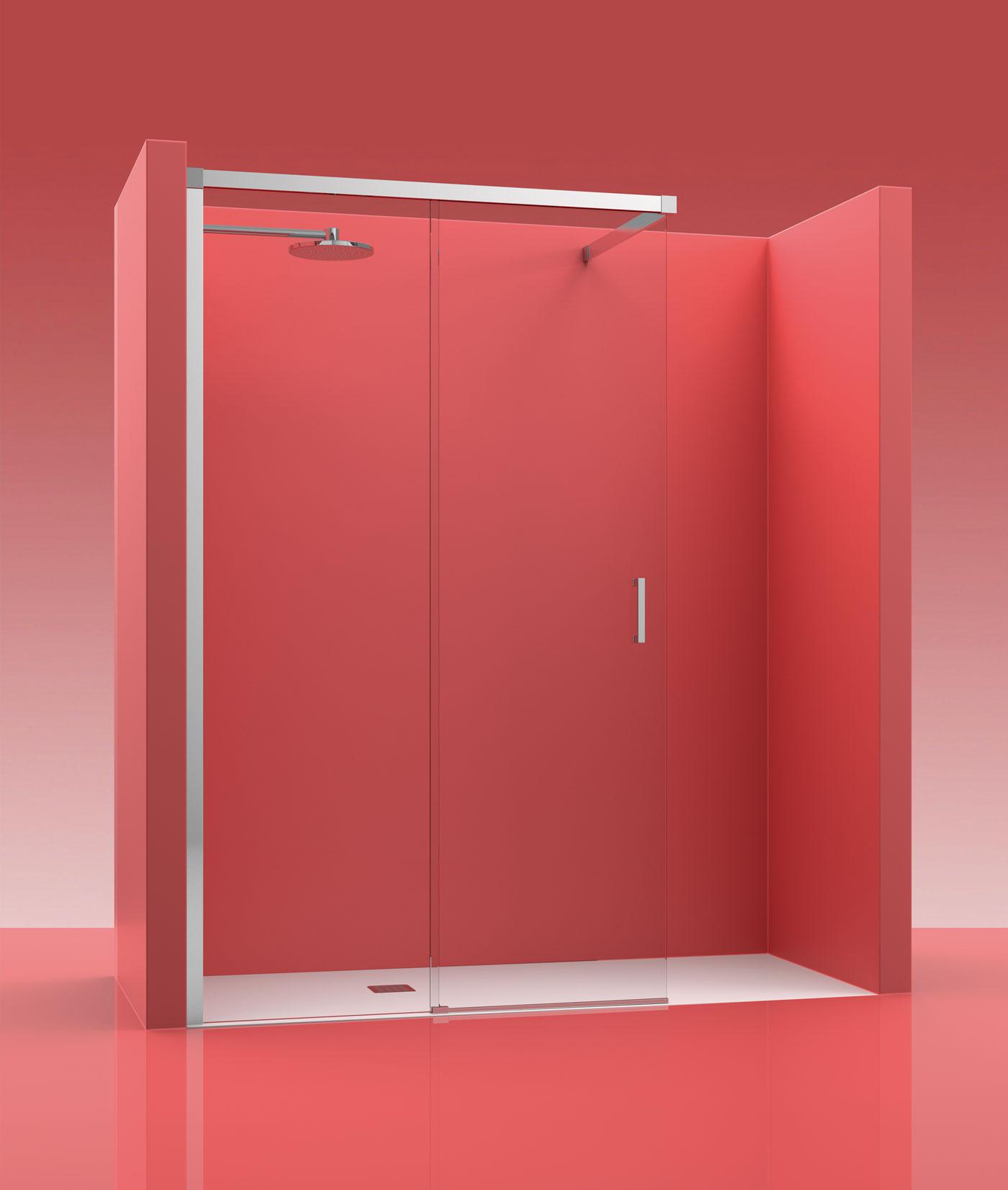 Mamparas de ducha online good mamparas abatibles - Mamparas ducha online ...
