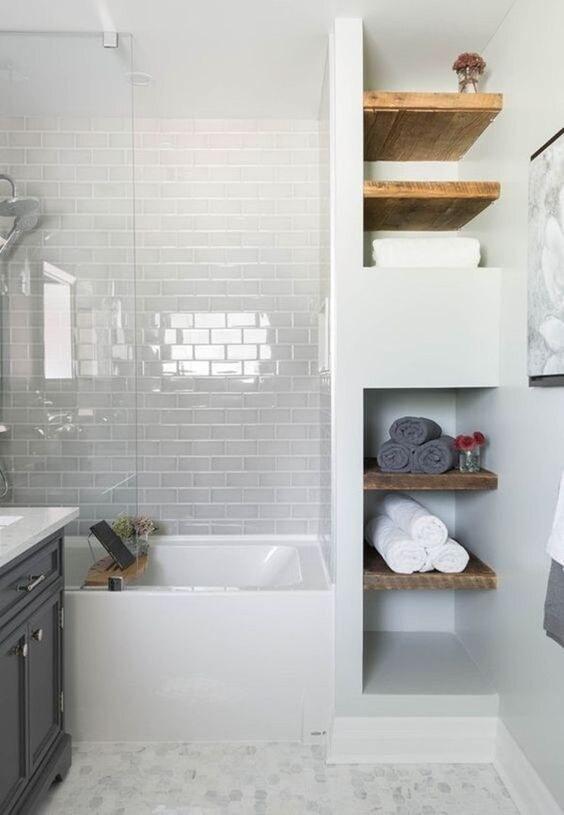 Los mejores trucos para decorar un baño con bañera · Mamparas de ...