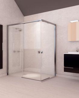 Mampara de ducha Doccia Austin tusmamparas valencia alicante castellon