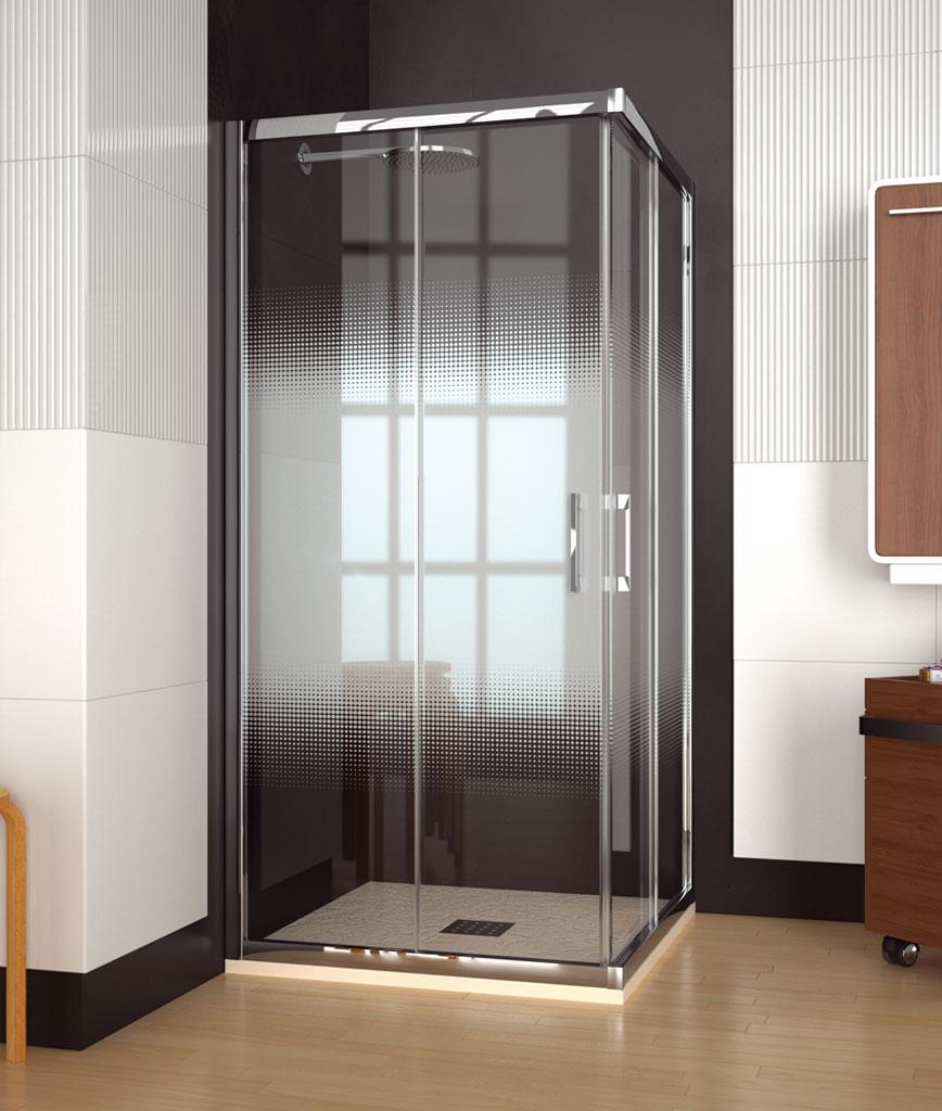 Mampara de ducha doccia canc n for Mamparas de ducha 70x70