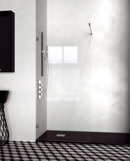 Mampara de ducha Doccia Nazca tusmamparas valencia alicante castellon