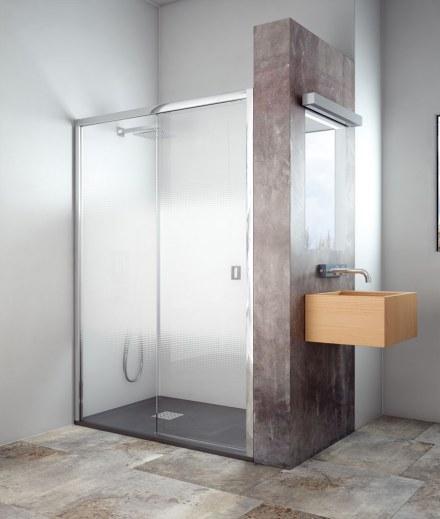Mampara de ducha Doccia México