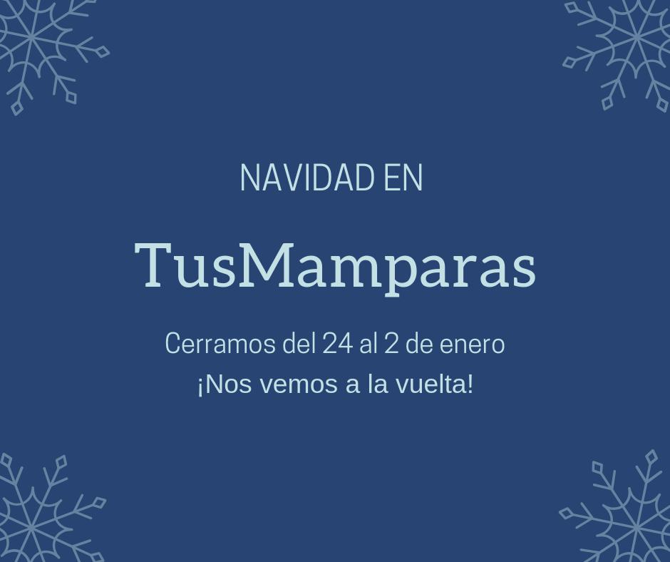 Feliz Navidad 2018 tusmamparas valencia 1