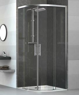 Mampara de ducha Deyban Venecia 2p angular curva