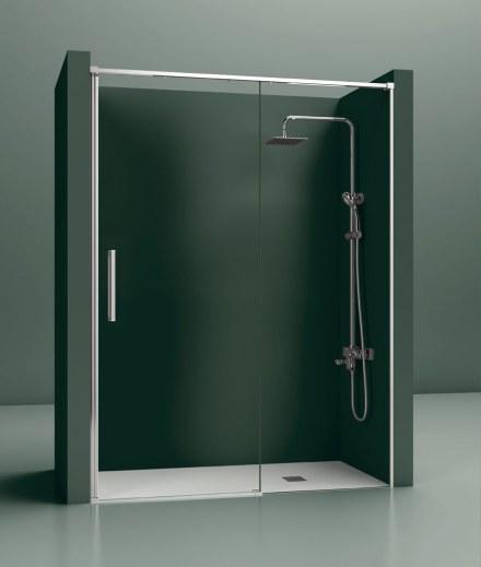 Mampara de ducha Castel Slim 100