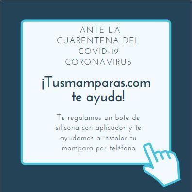tusmamparas coronavirus covid-19 valencia cuarentena españa