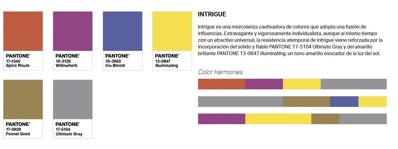 tusmamparas color 2021 pantone paleta de color 1