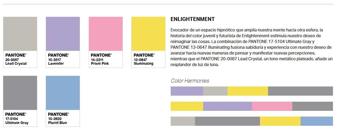 tusmamparas color 2021 pantone paleta de color 2