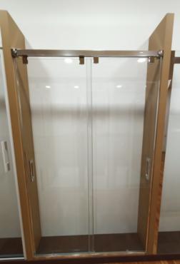 LIQUIDACIÓN: Mampara de ducha modelo Suva – 120 cm